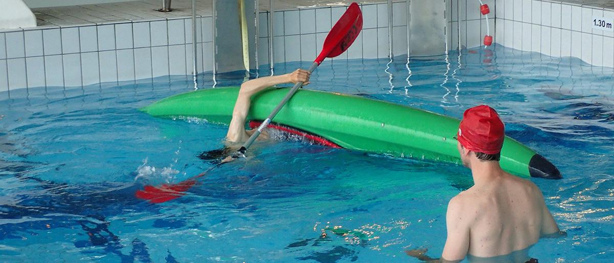 Permalien vers:Entrainement à la sécurité en piscine