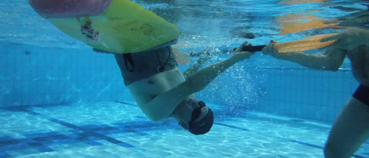 Permalien vers:Entraînement à la sécurité en piscine
